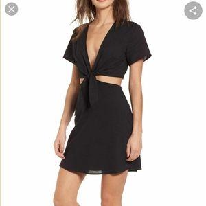 Emily cutout dress